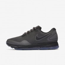 Nike Zoom All Out Running Shoes For Women Midnight Fog/Obsidian/Black AJ0036-002