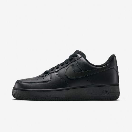 Nike Air Force 1 07 Lifestyle Shoes Womens Black 315115-038