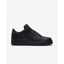Nike Air Force 1 Lifestyle Shoes For Men Black 315122-001