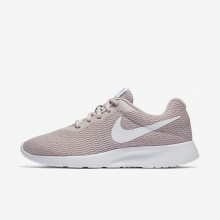 Nike Tanjun Lifestyle Shoes Womens Particle Rose/White 812655-605
