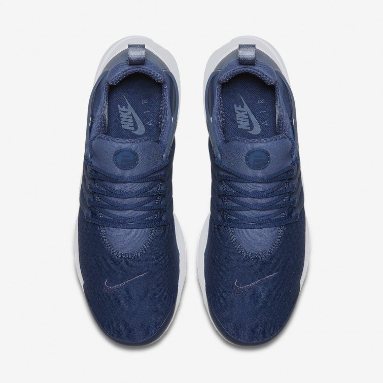 7b296f6618a ... Nike Air Presto Lifestyle Shoes For Men Navy Diffused Blue Black  848187-406 ...