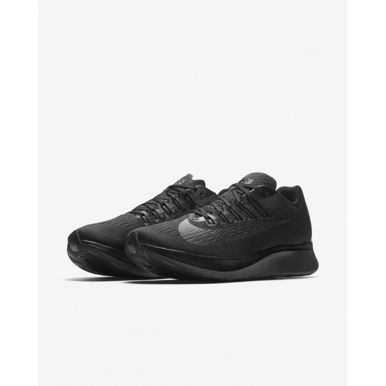 aec470a9135 ... Nike Zoom Fly Running Shoes For Men Black Anthracite 880848-003