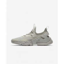 Nike Air Huarache Drift Lifestyle Shoes Mens Light Bone/Black AH7334-001