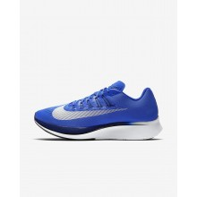 Nike Zoom Fly Running Shoes Mens Hyper Royal/Deep Royal Blue/Black/White 880848-411