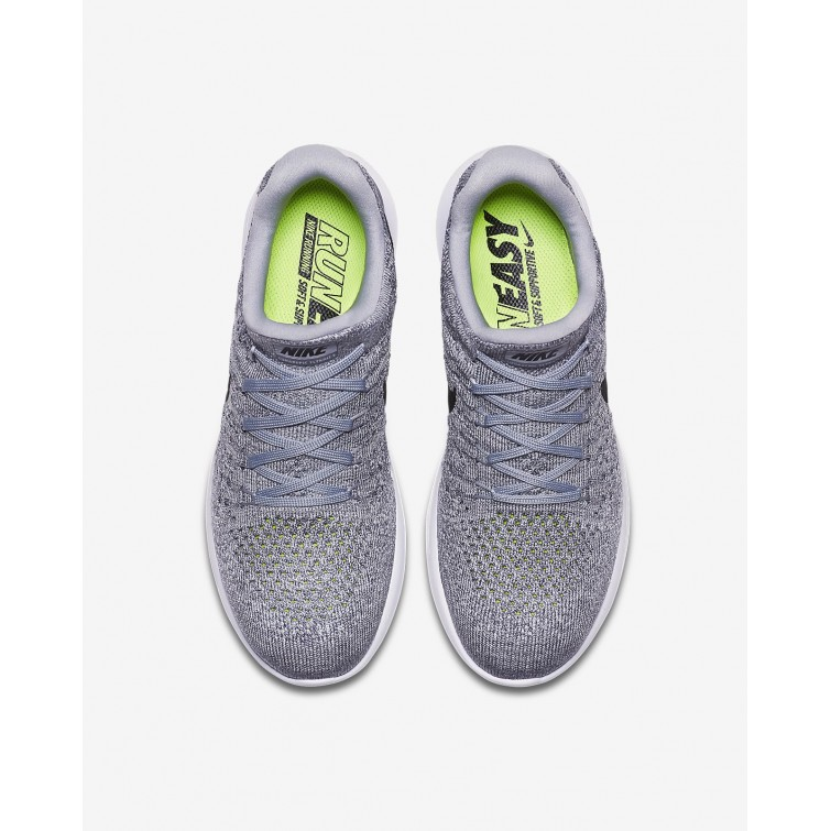 72c8018ea0ee0 ... Nike LunarEpic Low Flyknit 2 Running Shoes Womens Wolf Grey Cool Grey Pure  Platinum ...