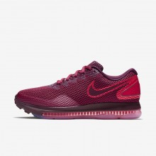 Nike Zoom All Out Low 2 Running Shoes Womens Rush Maroon/Bordeaux AJ0036-600