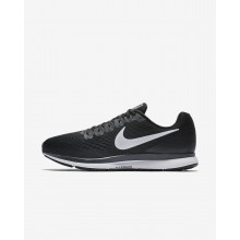 Nike Air Zoom Running Shoes For Men Black/Dark Grey/Anthracite/White 880555-001