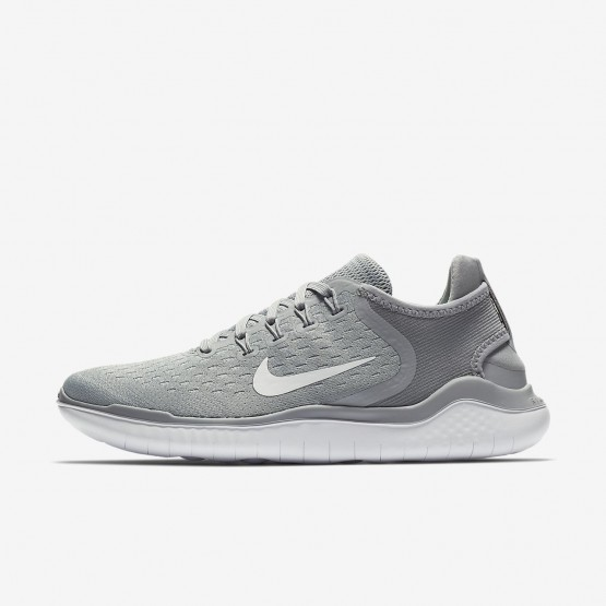 Chaussure Running Nike Free RN 2018 Femme Grise/Blanche 942837-003