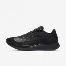 Nike Zoom Fly Running Shoes Womens Black/Anthracite 897821-003