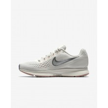 Nike Air Zoom Running Shoes For Women Light Bone/Pale Grey/Sail/Chrome 880560-004