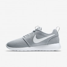 Chaussure Casual Nike Roshe One Homme Grise/Blanche 511881-023