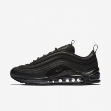 Nike Air Max 97 Ultra 17 Lifestyle Shoes Womens Black 917704-007