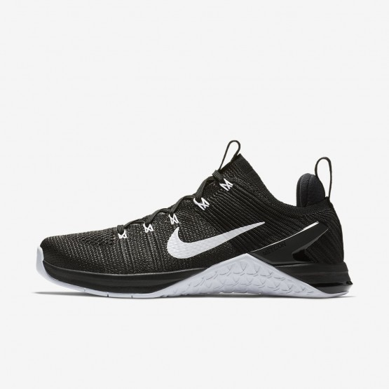 Nike Metcon DSX Flyknit 2 Training Shoes Womens Black/White 924595-001