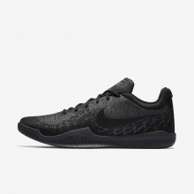 Nike Mamba Rage Basketball Shoes For Men Black/Dark Grey/Cool Grey 908972-002