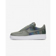 Nike Air Force 1 07 Low Camo Lifestyle Shoes Mens Dark Stucco/Dark Raisin/Vintage Green 823511-008