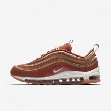 Nike Air Max 97 Lifestyle Shoes For Women Dusty Peach/Bio Beige/Summit White AH6805-200