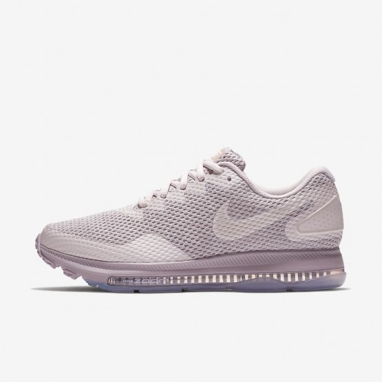 Nike Zoom All Out Low 2 Running Shoes Womens Particle Rose/Barely Rose AJ0036-601