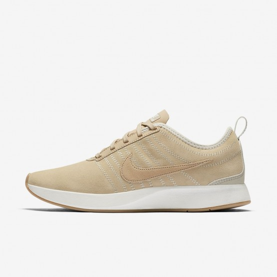 Nike Dualtone Racer Lifestyle Shoes For Women Mushroom/Summit White/Gum Light Brown 940418-200