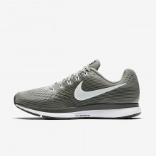 Nike Air Zoom Pegasus 34 Running Shoes Womens Dark Stucco/Sequoia/Black/Barely Grey 880560-007