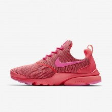 Nike Presto Fly Lifestyle Shoes For Women Hot Punch/Pink Blast 910570-604