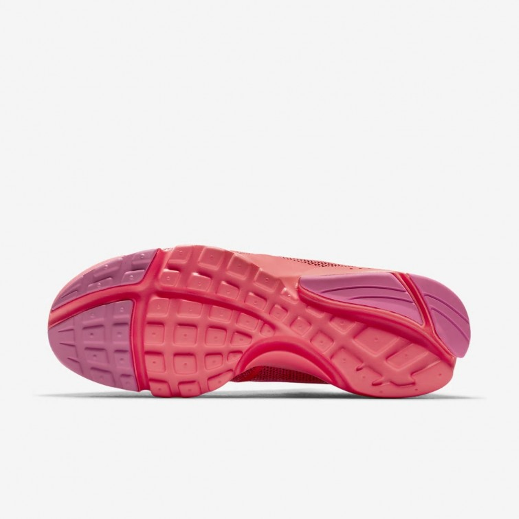 sale retailer 032d1 cbc9a Nike Presto Fly SE Lifestyle Shoes Womens Hot PunchPink Blast 910570-604  ...