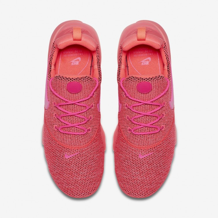 official photos 5bd23 d056f ... Nike Presto Fly SE Lifestyle Shoes Womens Hot PunchPink Blast 910570-604  ...