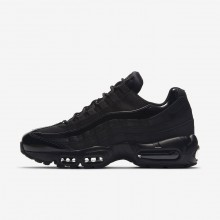 Nike Air Max 95 Lifestyle Shoes For Women Black 307960-010