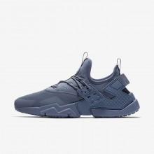 Nike Air Huarache Drift Lifestyle Shoes Mens Diffused Blue/White AH7334-400