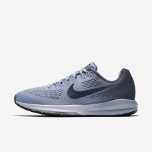 Nike Air Zoom Running Shoes For Women Armory Blue/Cirrus Blue/Cerulean/Armory Navy 904701-400