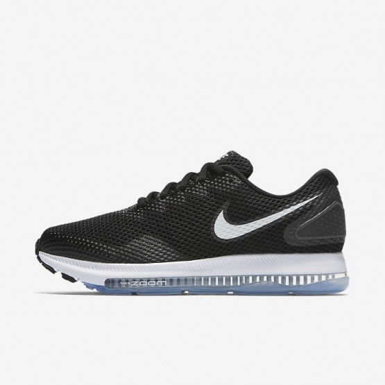Nike Zoom All Out Running Shoes For Women Black/Anthracite/White AJ0036-003