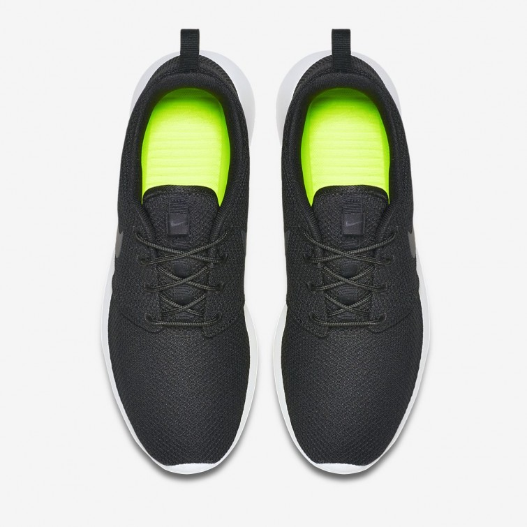 new concept 4e51a a8a1d ... Nike Roshe One Lifestyle Shoes Mens Black Sail Anthracite 511881-010 ...