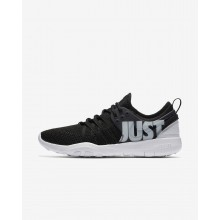 Nike Free Trainer Training Shoes For Women Black/Wolf Grey 924592-001