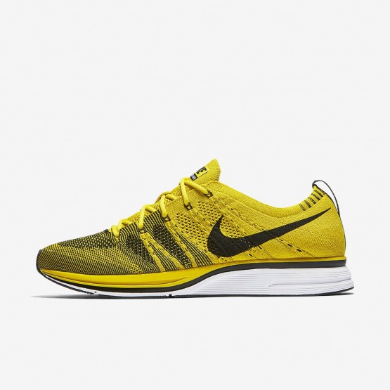 Chaussure Casual Nike Flyknit Trainer Homme Blanche/Noir AH8396-700