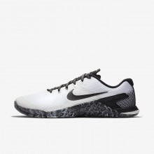 Nike Metcon 4 Training Shoes Mens White/Sail/Black AH7453-101