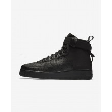 Chaussure Casual Nike SF Air Force 1 Mid Homme Noir 917753-005