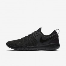 Nike Free TR Training Shoes For Women Black/Dark Grey 904651-003