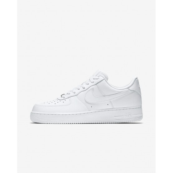 Chaussure Casual Nike Air Force 1 07 Homme Blanche 315122-111