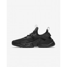 Nike Air Huarache Lifestyle Shoes For Men Black/White AH7334-003