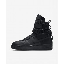 Nike SF Air Force 1 Lifestyle Shoes Womens Black 857872-002