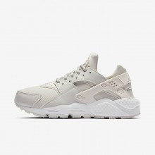 Nike Air Huarache Lifestyle Shoes Womens Phantom/Summit White/Light Bone 634835-028