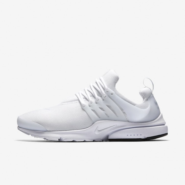 sports shoes e2ea0 5fba7 Nike Air Presto Essential Lifestyle Shoes Mens WhiteBlack 848187-100