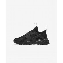 Nike Air Huarache Ultra Lifestyle Shoes Boys Black 847569-004