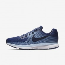 Nike Air Zoom Running Shoes For Women Blue Recall/Royal Tint/Black/Obsidian 880560-407