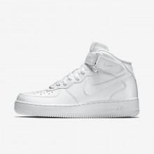 Nike Air Force 1 Mid 07 Casual Schoenen Heren Wit 315123-111