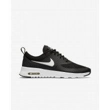 Nike Air Max Thea Lifestyle Shoes For Women Black/Summit White 599409-020