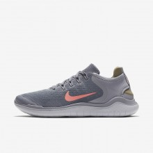 Chaussure Running Nike Free RN 2018 Femme Grise/Grise 942837-005