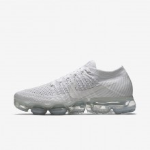 Nike Air VaporMax Running Shoes For Women White/Sail/Light Bone 849557-100