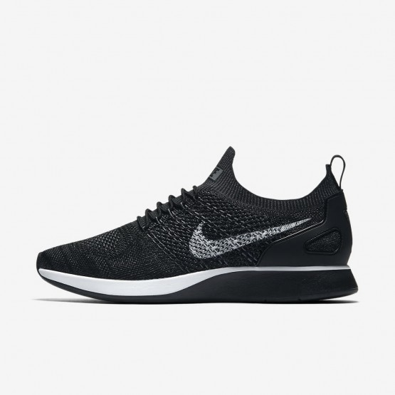 Nike Air Zoom Mariah Flyknit Racer Lifestyle Shoes Mens Black/Anthracite/Dark Grey/Pure Platinum 918264-010