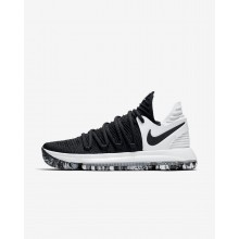 Nike Zoom KDX Basketball Shoes For Women Black/White 897815-008