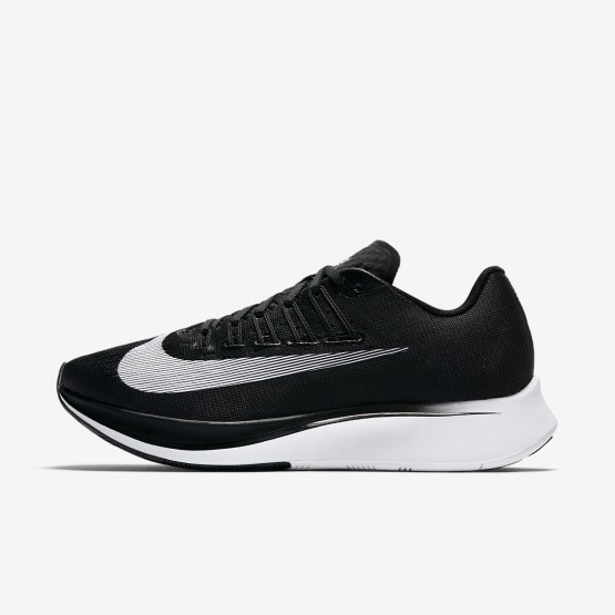 Nike Zoom Fly Running Shoes Womens Black/Anthracite/Wolf Grey/White 897821-001